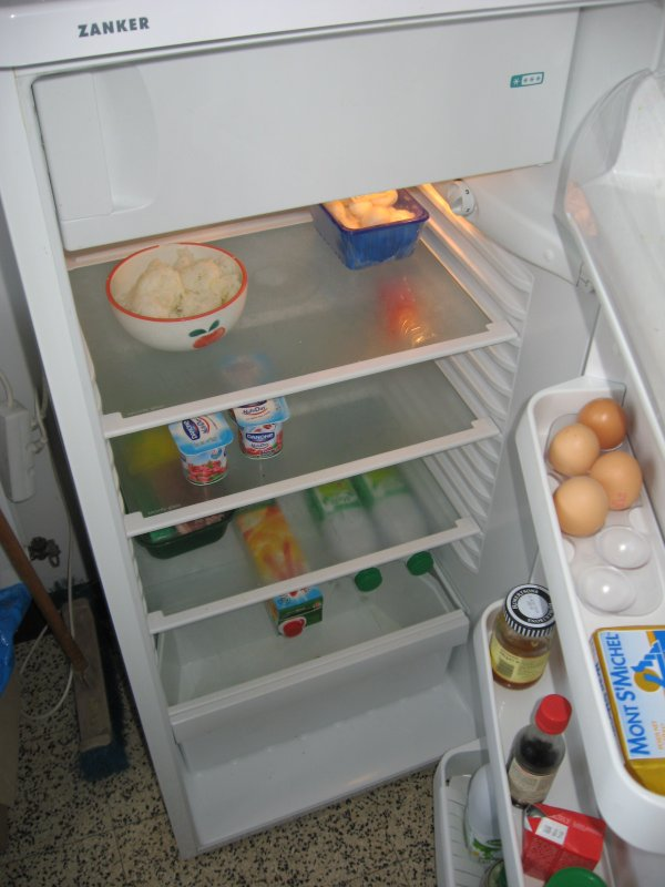 mon refrigerateur